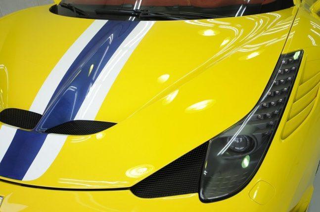 フェラーリ458スペチアーレ