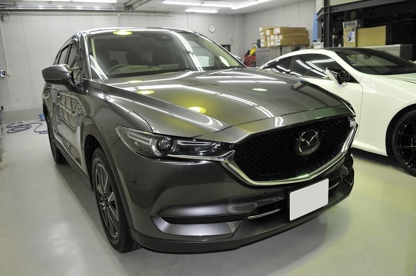 マツダCX-5