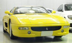 フェラーリ355F1 ベルリネッタ
