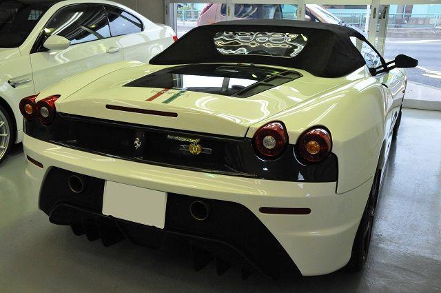 フェラーリ スクーデリアスパイダー16M