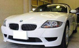 BMW Mロードスター