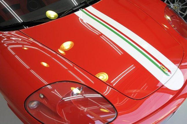 フェラーリ360 チャレンジストラダーレ