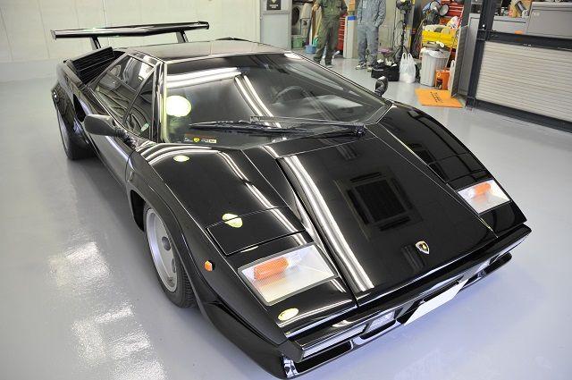 ランボルギーニ カウンタックLP5000QV