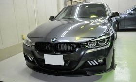 BMW 3シリーズ ガラスコーティング施工例 松戸市 O様