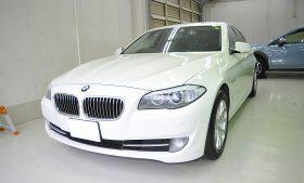 BMW 523i ガラスコーティング施工例 杉並区 O様