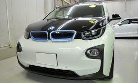 BMW i3 ガラスコーティング施工例 和光市O様
