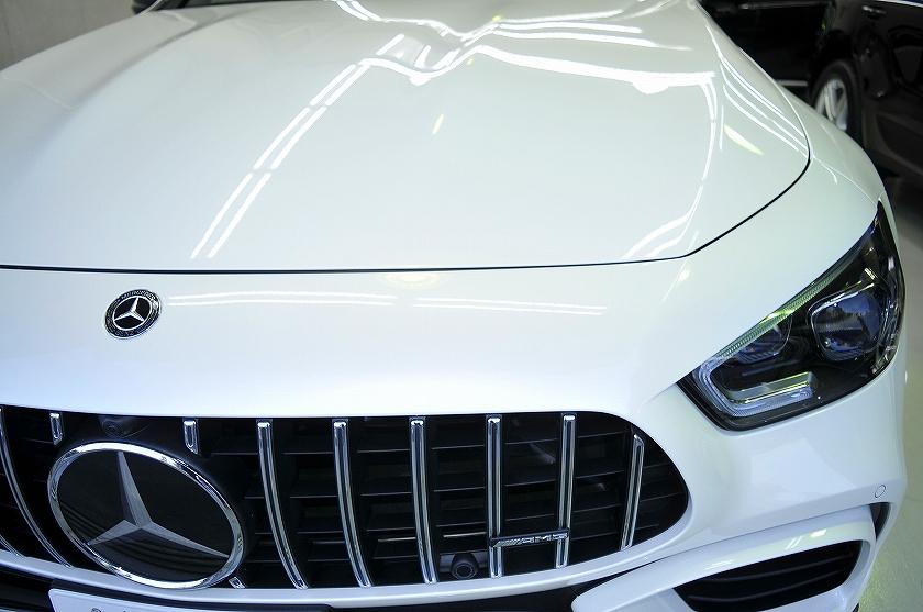 AMG GT63S ガラスコーティング施工例 稲城市N様