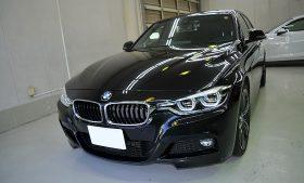 BMW 340i ガラスコーティング施工例 板橋区 Y様