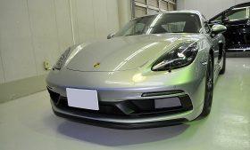 ポルシェ 718 ケイマン GT