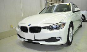 BMW 320dツーリング ガラスコーティング施工例 葛飾区H様