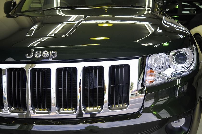 クライスラー Jeep グランドチェロキー