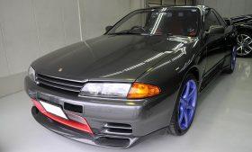 ニッサン スカイライン GT-R