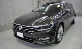 VW パサート ヴァリアント