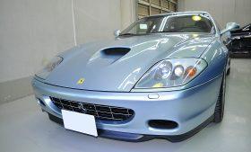 フェラーリ 575M