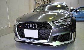 アウディ RS3