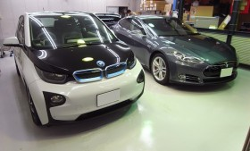Next-Generation Electric Cars