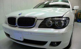 BMW・7