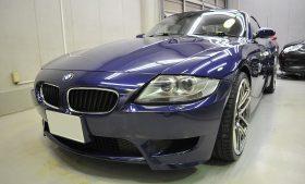 BMW Z4 Mクーペ