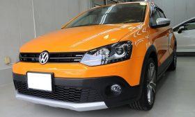 VWクロスポロ