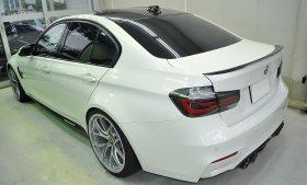 BMW 3シリーズ カーフィルム施工事例