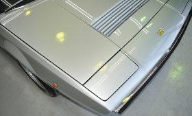フェラーリ GT4 ガラスコーティング磨き施工例 台東区から H様