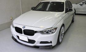 BMW 3シリーズ ガラスコーティング施工例 足立区 M様