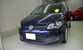 VW ゴルフ トゥーラン