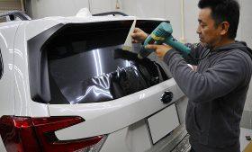 「スバル フォレスター」「BMW218iアクティブツアラー」 カーフィルム施工日誌