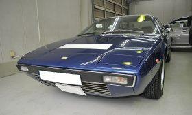 フェラーリ ディーノ 208GT4 カーコーティング施工事例 台東区 H様
