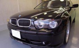 BMWアルピナB7